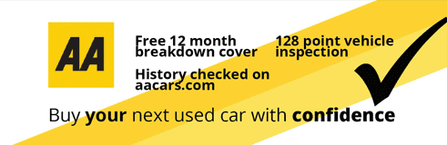 AA - buy your next used car with confidence