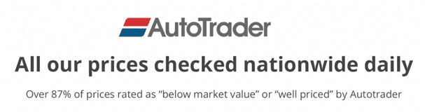 Autotrader - All our prices checked nationwide daily