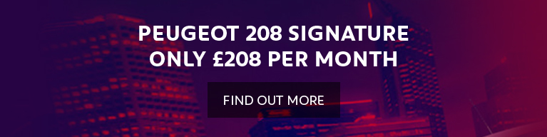 Peugeot 208 Signature Offer