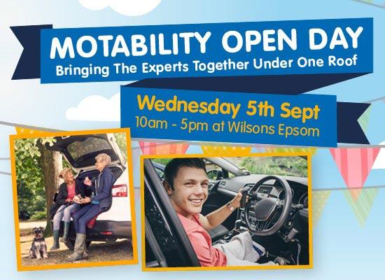 Motability Open Day