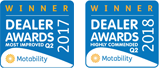 Motability Dealer Award