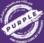 Gargash - Purple Pre-Owned Cars