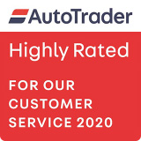 AutoTrader - Highly Rated for our Customer Service 2020