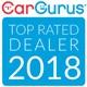 Car Guru - Top Rated Dealer 2018