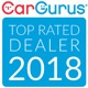 Car Guru - Top Rated Dealer 2018