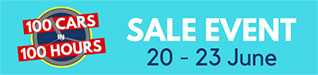 Sale Event 20th-23rd June