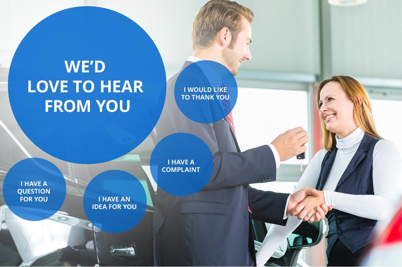 Write a Customer Review   John Clark BMW   Aberdeen and Tayside