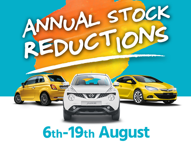 Annual Stock Reductions