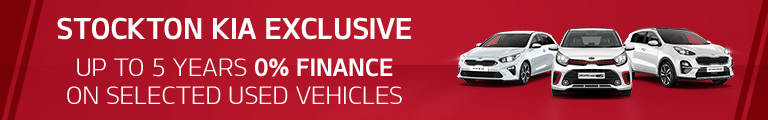 Up to 5 years 0% Finance on Selected Used Vehicles