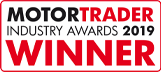 Motor Trader Industry Awards 2019 Winner