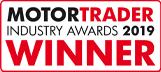 Motor Trader Industry Awards 2019 Winner