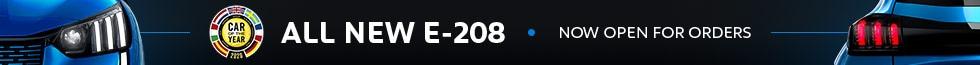 All New E-208